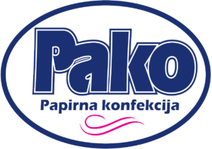 Pako Group logo - white